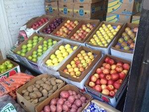 Verduras/ Mercado